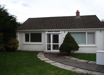 Thumbnail 2 bed bungalow to rent in Clease Road, Camelford
