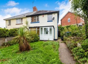 Thumbnail 3 bedroom semi-detached house for sale in Stanhope Road, Smethwick, Birmingham, West Midlands