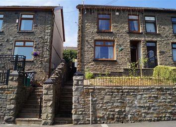 Thumbnail 2 bed semi-detached house for sale in Woodfield Terrace, Penrhiwceiber, Mountain Ash
