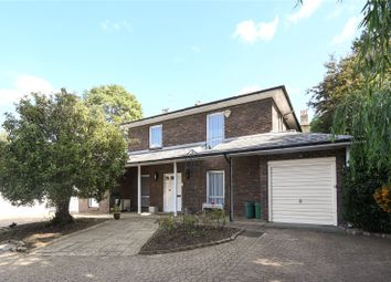 Thumbnail 4 bed detached house for sale in Hillside Close, London