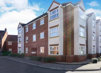 Thumbnail 2 bed flat for sale in Violet Way, Peterborough