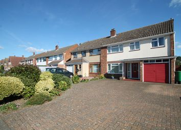 Thumbnail 4 bed semi-detached house for sale in Salehurst Road, Ipswich