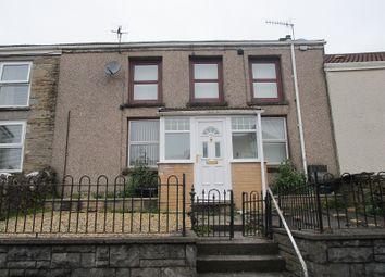 Thumbnail 3 bed terraced house for sale in Wern Road, Ystalyfera, Swansea.