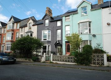 Thumbnail 3 bed flat to rent in Cliff Terrace, Aberystwyth