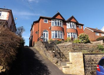 Thumbnail 3 bed semi-detached house for sale in Rochdale Road, Middleton, Manchester