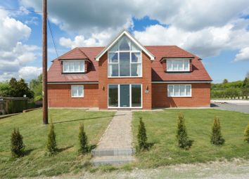 Thumbnail 6 bed detached house for sale in Black Robin Lane, Kingston, Canterbury