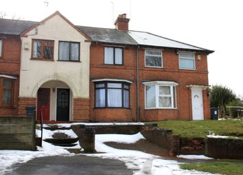 Thumbnail 3 bed terraced house to rent in Barnsdale Crescent, Northfield, Birmingham
