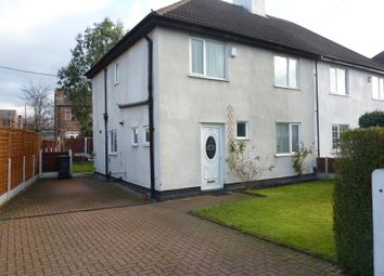 Thumbnail 4 bed semi-detached house to rent in Parrs Wood Road, Didsbury, Manchester