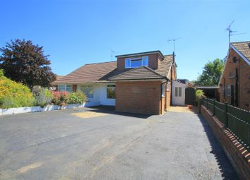 Thumbnail 5 bed semi-detached bungalow for sale in Deacons Way, Upper Beeding, Steyning