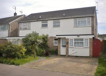 Thumbnail Semi-detached bungalow to rent in Flatford Drive, Clacton-On-Sea
