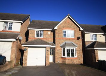 Thumbnail 4 bed detached house for sale in Edelweiss Close, Walsall, West Midlands