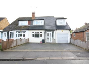 Thumbnail 3 bed semi-detached house for sale in Oakbank, Hutton, Brentwood