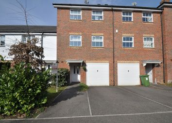 Thumbnail 4 bed terraced house for sale in Maple Avenue, Farnborough