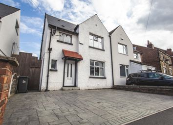 Thumbnail 3 bed semi-detached house for sale in Mortomley Lane, High Green, Sheffield