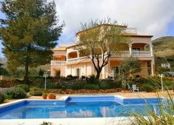 Thumbnail 6 bed villa for sale in Villalonga, Valencia, Spain