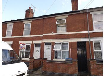 Thumbnail 2 bed terraced house to rent in Violet Street, Derby