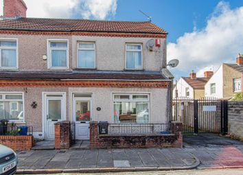 Thumbnail 3 bedroom end terrace house to rent in Nesta Road, Canton, Cardiff