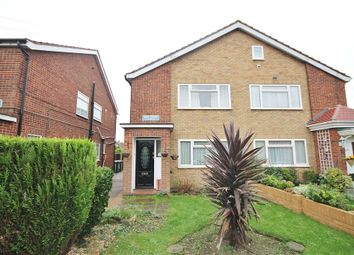 Thumbnail 2 bedroom maisonette for sale in Ash Court, Ashgrove Road, Ashford, Surrey