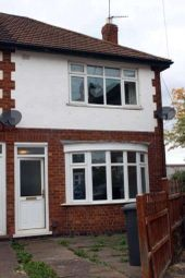 Thumbnail 2 bedroom town house for sale in Thornville Close, Leicester