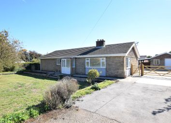 Thumbnail 3 bed bungalow for sale in Oakham Road, Greetham, Oakham