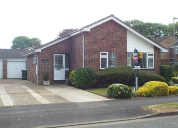 Thumbnail 2 bed bungalow for sale in Plymouth Drive, Hill Head, Fareham