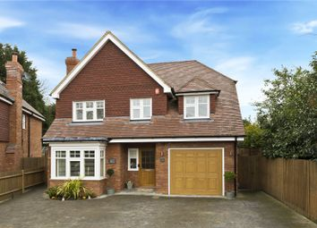 Thumbnail 5 bed detached house for sale in Fernwood Place, Manor Road North, Esher, Surrey