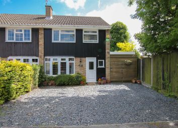 Thumbnail 3 bed semi-detached house for sale in Priory Mead, Doddinghurst, Brentwood