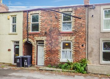 Thumbnail 2 bed terraced house for sale in 10 Charlotte Terrace, Carlisle, Cumbria