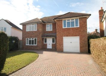 Thumbnail 5 bedroom detached house to rent in Campbell Crescent, East Grinstead