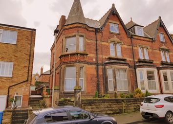 Thumbnail 2 bed flat to rent in 3 Highfield, Scarborough