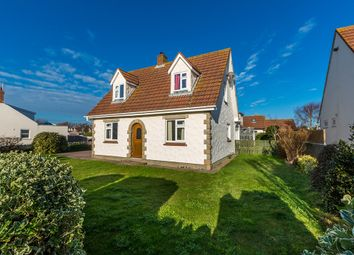 Thumbnail 3 bed detached house to rent in Sous Les Courils, Castel, Guernsey