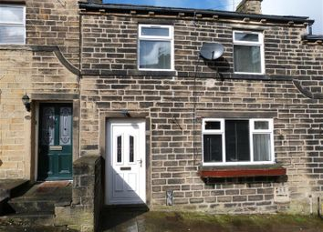Thumbnail 2 bed terraced house for sale in Moss Row, Wilsden, Bradford