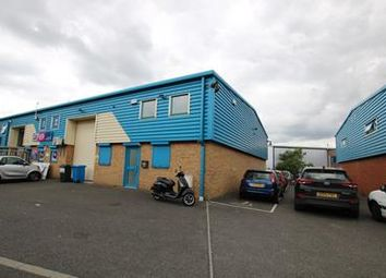 Thumbnail Light industrial for sale in Slader Business Park, Unit 19, Witney Road, Poole, Dorset