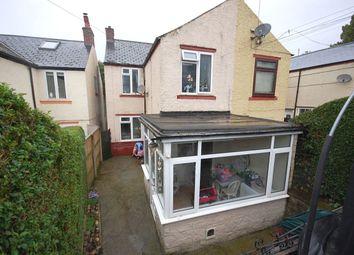 Thumbnail 3 bed semi-detached house for sale in Longland Villas Villas Road, Ambergate, Belper