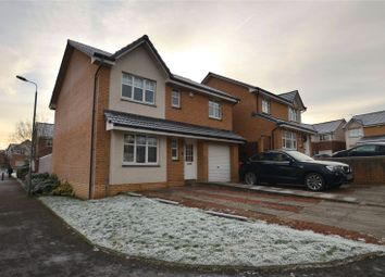 Thumbnail 4 bed detached house for sale in Larch Square, Cambuslang, Glasgow, South Lanarkshire