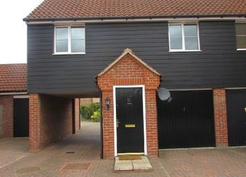 Thumbnail 2 bed town house to rent in Quantrill Terrace, Kesgrave, Ipswich