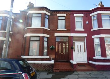 Thumbnail 3 bed terraced house for sale in Chatsworth Avenue, Liverpool, Merseyside