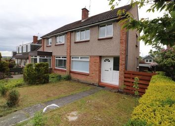 Thumbnail 3 bedroom semi-detached house to rent in Rullion Road, Penicuik
