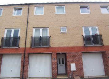 Thumbnail 4 bedroom town house to rent in Carpathia Drive, Southampton