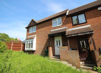 Thumbnail 2 bed semi-detached house for sale in Brompton Hill, Rochester, Kent