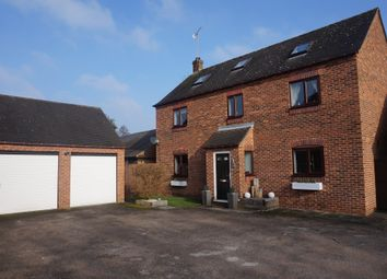 Thumbnail 6 bedroom detached house for sale in Forge Close, Repton, Derby