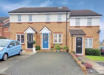 Thumbnail 2 bedroom terraced house for sale in Badgers Close, Hertford