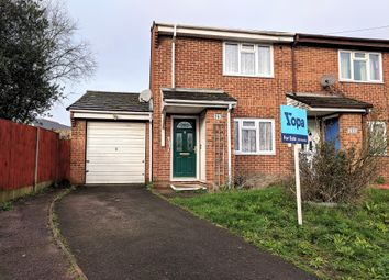 Thumbnail 2 bed semi-detached house for sale in Holborough Road, Snodland