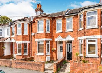 Thumbnail 2 bed terraced house for sale in Cecil Avenue, Southampton
