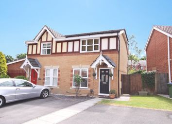 Thumbnail 3 bed end terrace house for sale in Andersen Close, Whiteley, Fareham