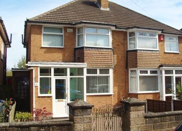 Thumbnail 3 bed semi-detached house for sale in Haverford Drive, Rednal