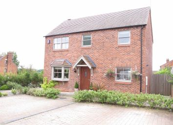 Thumbnail 3 bed detached house to rent in The Croft, Droitwich Spa