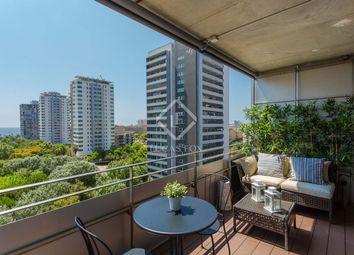 Thumbnail 2 bed apartment for sale in Spain, Barcelona, Barcelona City, Diagonal Mar, Bcn8756