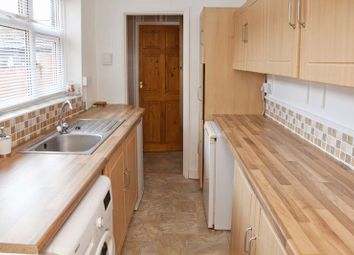 Thumbnail 4 bed terraced house to rent in Chelmsford Street, Lincoln