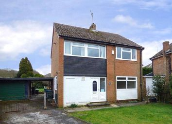 Thumbnail 4 bed detached house for sale in Grasleigh Avenue, Allerton, West Yorkshire